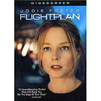 Flightplan [DVD] USA importerer