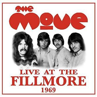 Flytte - Live på Fillmore 1969 [CD] USA import