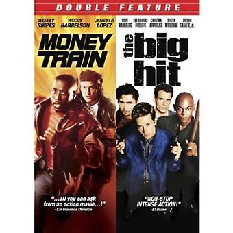 Money Train/Big Hit [DVD] USA import