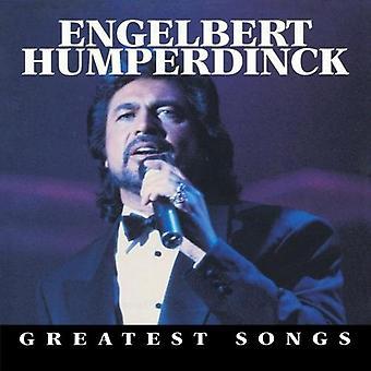 Engelbert Humperdinck - Greatest Songs [CD] USA import