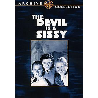 Devil Is a Sissy [DVD] USA import