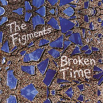 Figments - Broken Time [CD] USA import