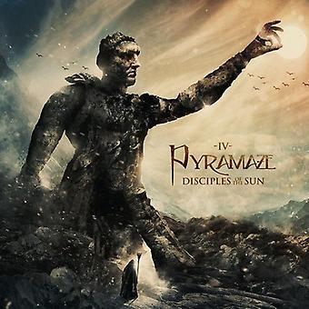 Pyramaze - disciple af solen [CD] USA importen