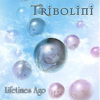 Tribolini - Lifetimes Ago [CD] USA import