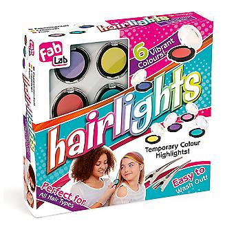 FabLab Hairlights Kit