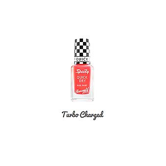 Barry M Barry M Speedy Quick Dry smalto vernice Turbo Charged