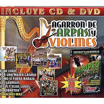 Agarron De Arpas Y Violines - Agarron De Arpas Y Violines [CD] USA import
