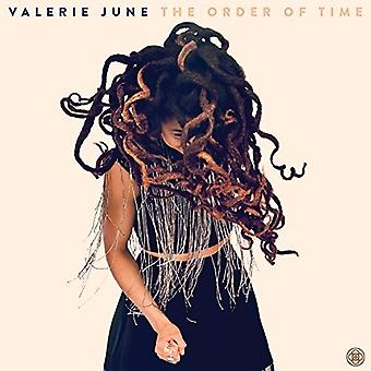 Valerie juni - Ordretidspunkt [CD] USA import