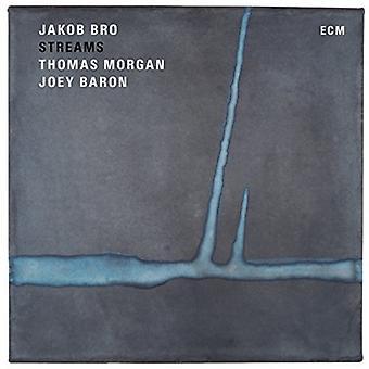 Bro/Morgan/Baron - Streams [CD] USA import