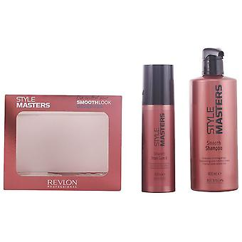 Revlon Smooth Style Masters Lot 2 Pz