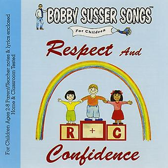 Bobby Susser Singers - Respect & Confidence [CD] USA import