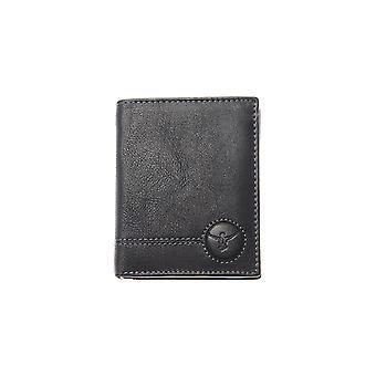Chiemsee – Wetland – N/S combi wallet XL – black