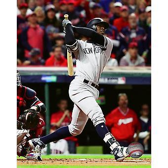 Didi Gregorius Home Run Game 5 of the 2017 American League Division Series Photo Print