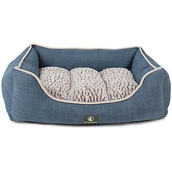 Freedog DreamFactory Soft Blue Bed (Dogs , Bedding , Beds)