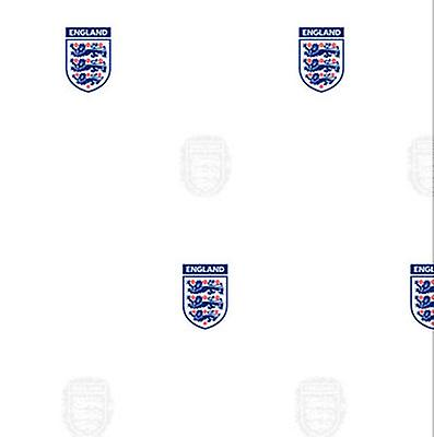 England Football Wallpaper Official Fan Kids Three Lions White Blue Red