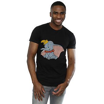 Disney Men's Dumbo Classic Dumbo T-Shirt