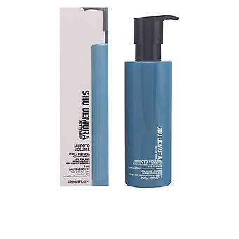 Shu Uemura Muroto Volume Conditioner 250ml Unisex Sealed Boxed