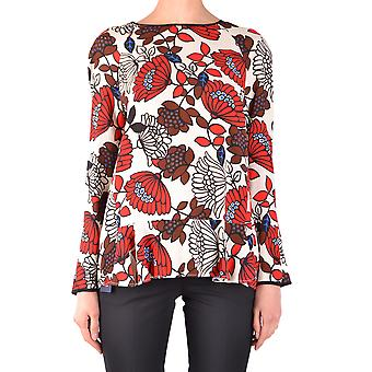 Jucca ladies MCBI466010O multicolour rayon blouse