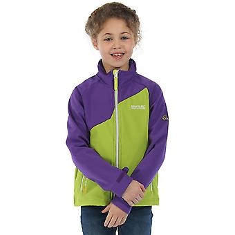 Regatta Boys & Girls Vargo Lightweight Softshell Jacket