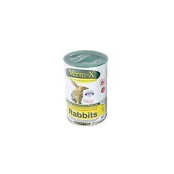 Verm-x dolcetti pepite per conigli e animali di piccole taglia 2pack 180g