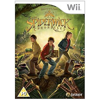 Die Spiderwick Chronicles (Wii)