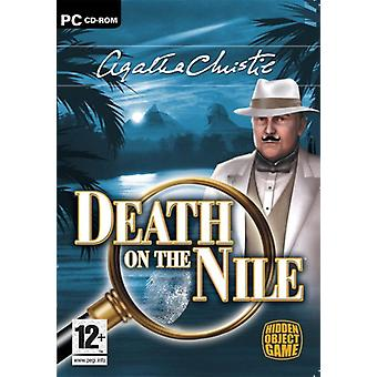 Agatha Christie Death On The Nile (PC CD) - Factory Sealed