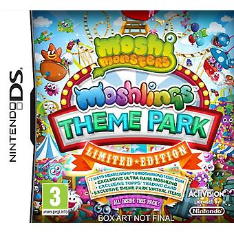 Moshi Monsters Moshlings Theme Park - Limited Edition (Nintendo DS)