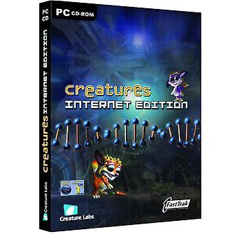 Kreaturen-Internet-Ausgabe
