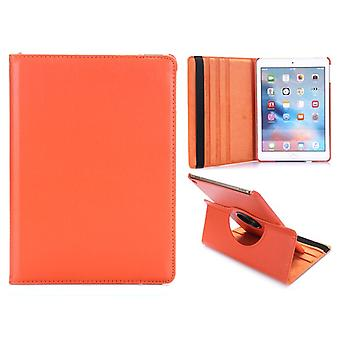 Cover of 360 degrees Orange bag for NEW Apple iPad 9.7 2017