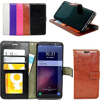 Samsung Galaxy S9 Plus Leather Case/Cover