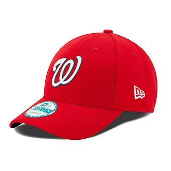 New Era Washington Nationals The League Cap - Red