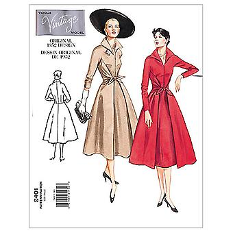 Misses' Dress-6-8-10 -*SEWING PATTERN*