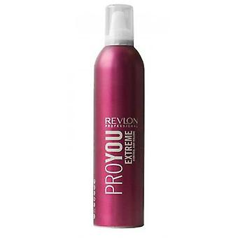 Revlon Pro u Firm Hold Mousse 400 ml (haarverzorging, Styling producten)