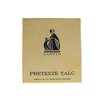 Lanvin 'Pretexte Talc'  3.25oz/75g New In Box