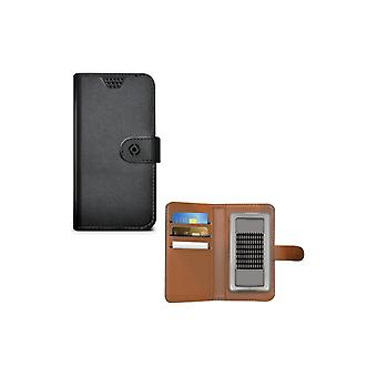 Celly Universal Wallet L 4-4.5 Sv