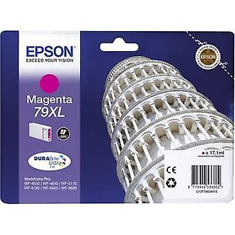 Epson Ink T7903, 79XL Original Magenta C13T79034010