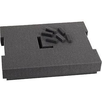 Foam insert Bosch Accessories 1600A001S0 (L x W