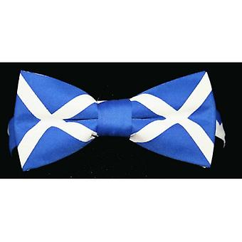 Union Jack Wear Scotland Flag Bow Tie