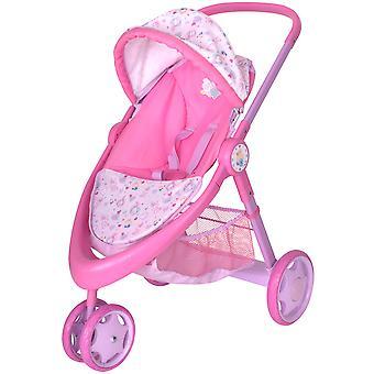 Bebé nacido carrito cochecito
