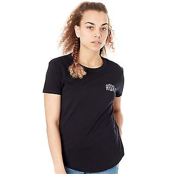 Roxy Anthracite Sunset Lovers A Womens T-Shirt