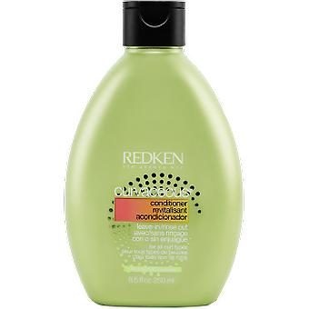Redken Curvaceous Conditioner 250 ml (Hair care , Hair conditioners)