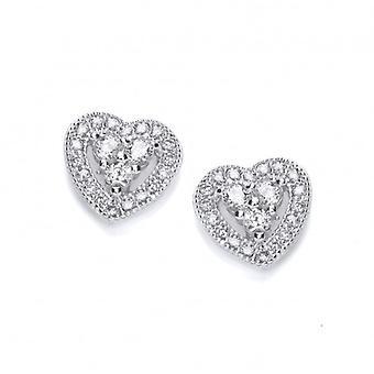 Cavendish French Sweetheart Earrings