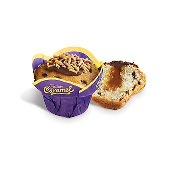 Cadbury Caramel Muffins gefroren
