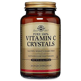 Solgar Vitamin C Crystals 8.8 oz Ct