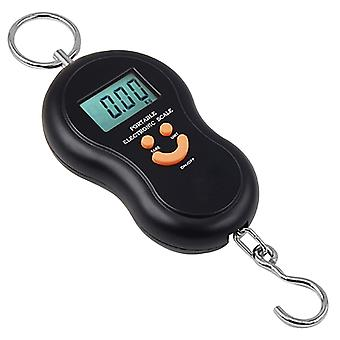 DIGIFLEX Digital Hanging Weighing Scales for Fishing Luggage Suitcase Parcel Posting Travel 40Kg