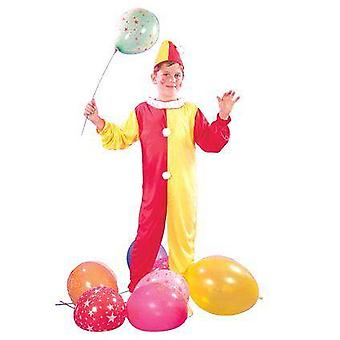 Kids Clown Costume Small.
