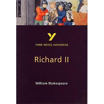 Richard II - York notas avançado (2a edição revisada) por N. H. Keeble