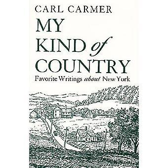 Min typ av land av Carl Carmer - 9780815603108 bok