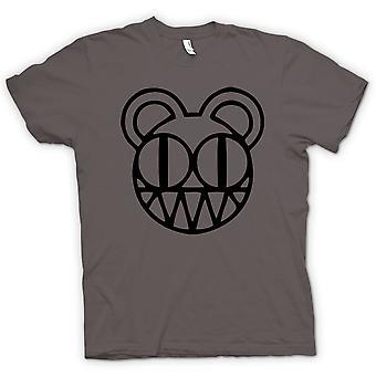 Mens t-skjorte - Radiohead - Radio på hodet
