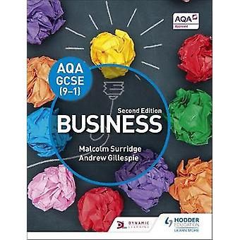 AQA GCSE (9-1) Business - Second Edition by Malcolm Surridge - Andrew